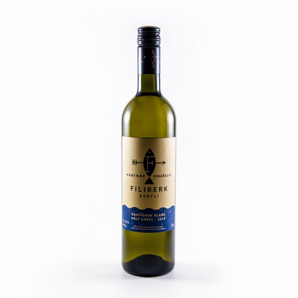 Sauvignon blanc 2019 / Kabinet * Robert Tichý