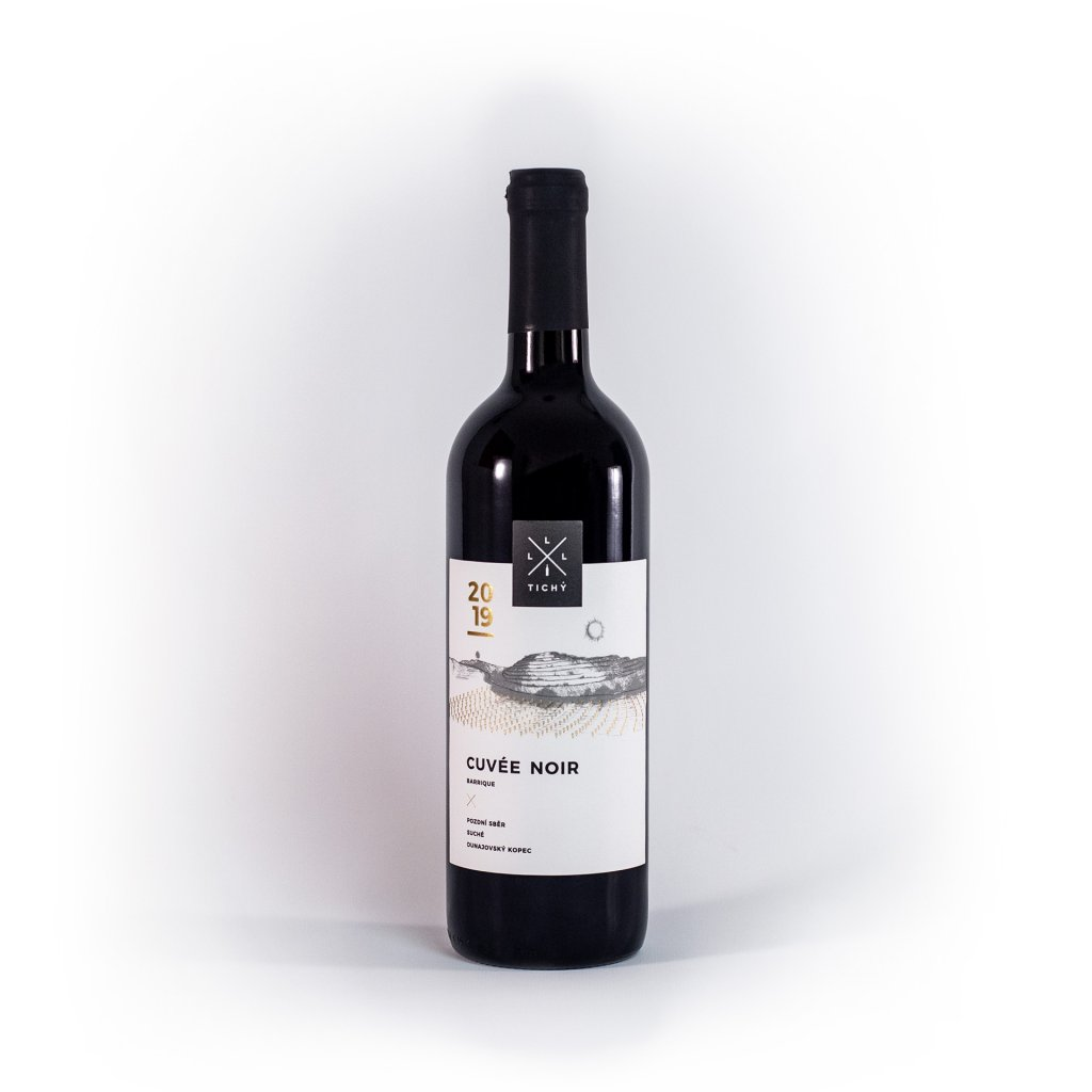 Cuvée noir 2019 / Pozdní sběr * Lubomír Tichý