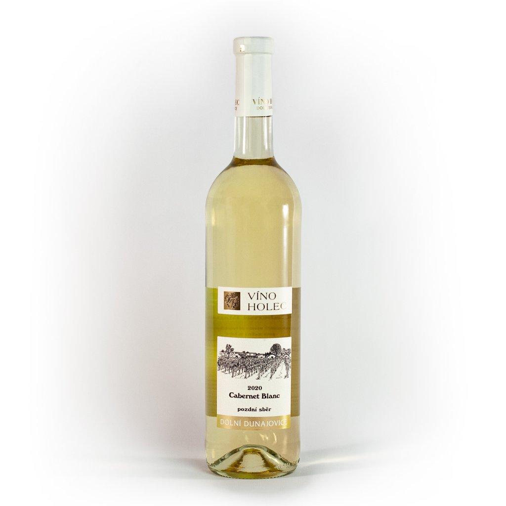 Cabernet blanc 2020 / Pozdní sběr * Petr Holec