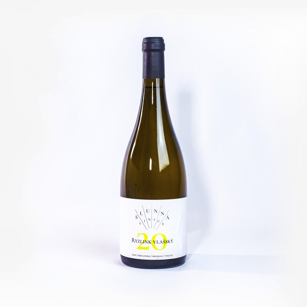 ryzlink vlassky slunna vinice