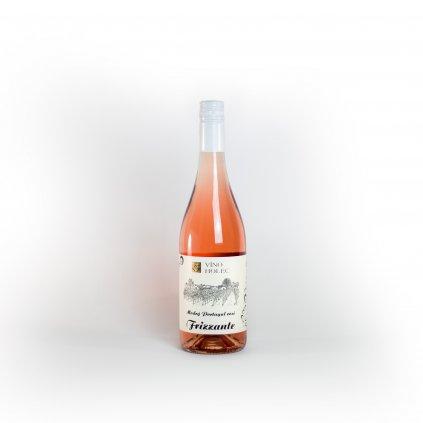 Frizzante rosé 2020 * Petr Holec