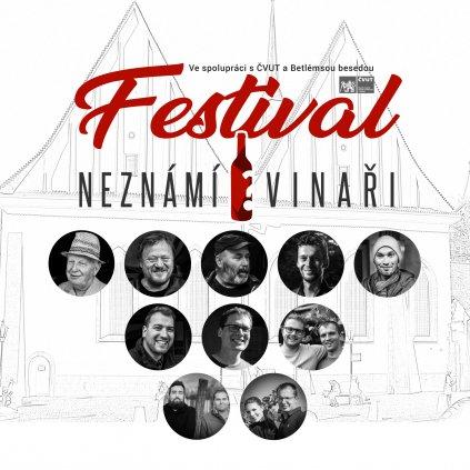 Festival Neznámí Vinaři 27.11.2021
