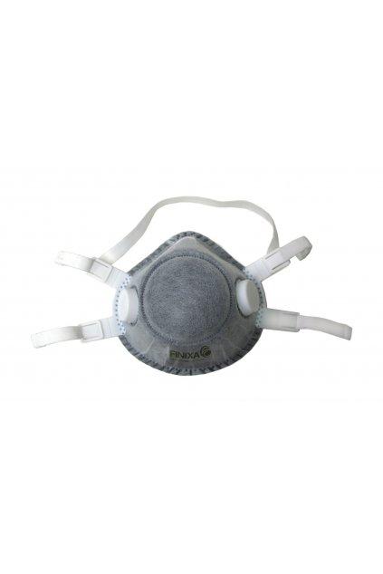 Prachová maska P2 carbon