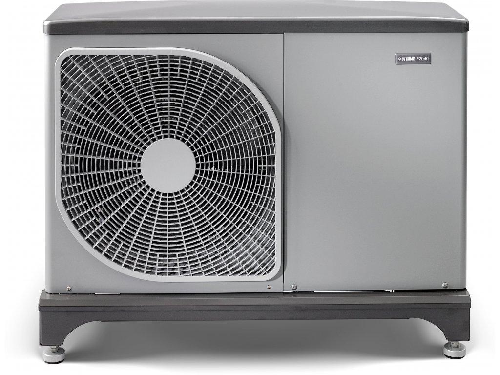 NIBE F2040 6kW
