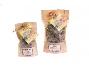 Višně v hořké čokoládě Nugu 66%