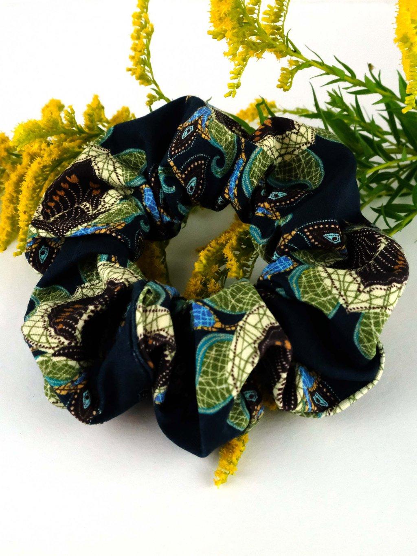 scrunchie nicebelly sahara modra
