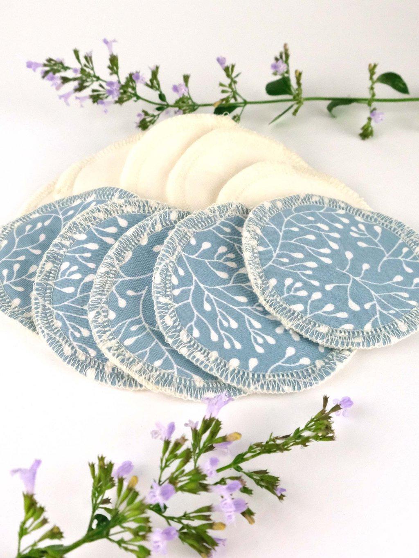 odlicovaci tamponky nicebelly vetvicky2 10 kusu modre