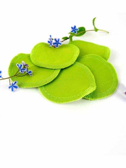 odlicovaci tamponky nicebelly zelene 3
