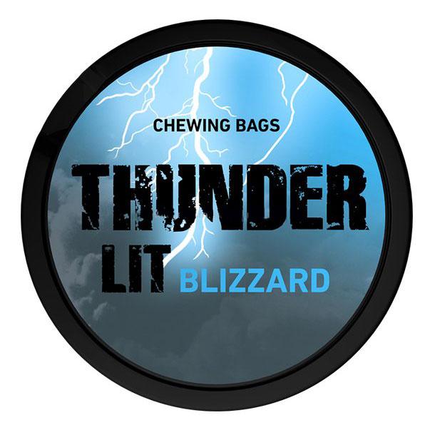 Žvýkací tabák Thunder - recenze