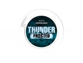 THUNDER Frosted White