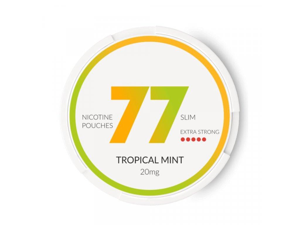 77 tropical mint