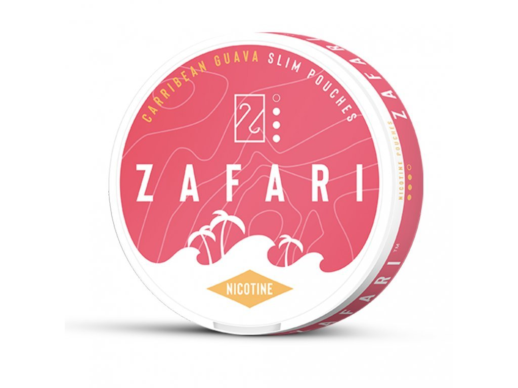 643 zafari carribean guava slim strong all white portion