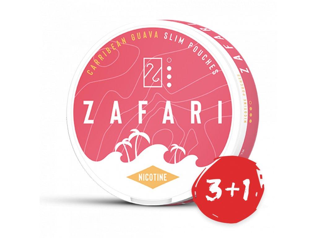 zafari carribean guava slim strong all white portion bez pozadi 3+1 NP