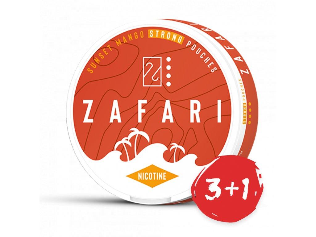 zafari sunset mango slim extra strong all white portion bez pozadi 3+1 NP