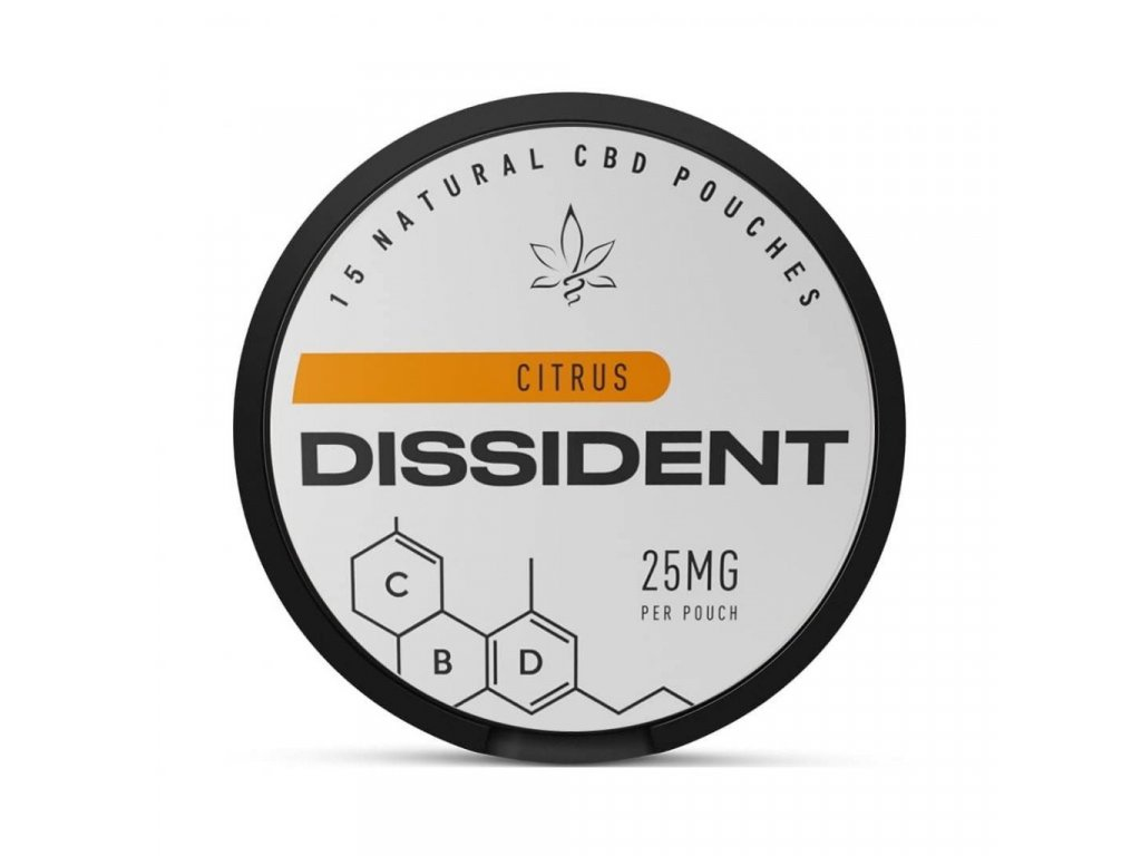 dissident cbd citrus
