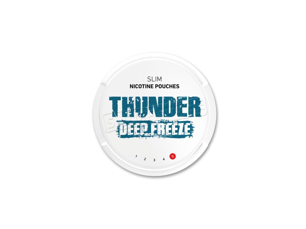 thunder deep freeze