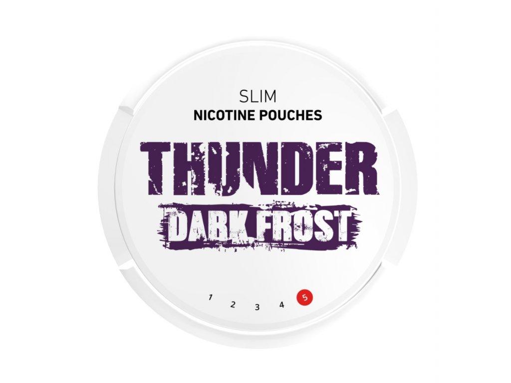 thunder dark frost
