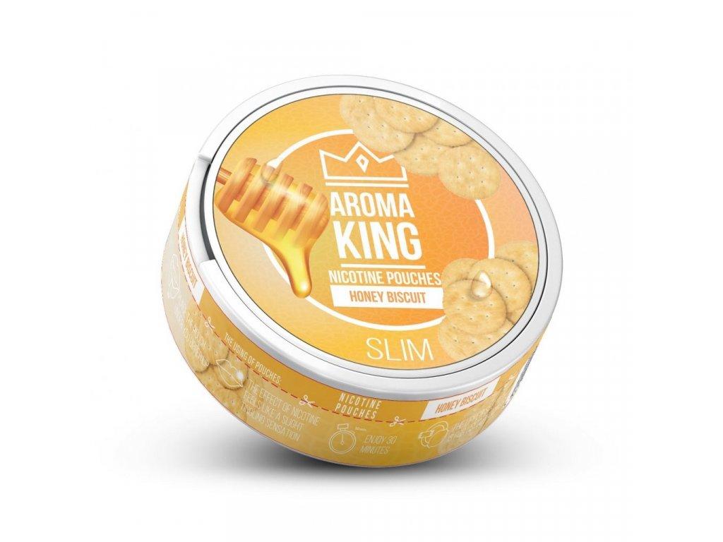 aroma king honey biscuit