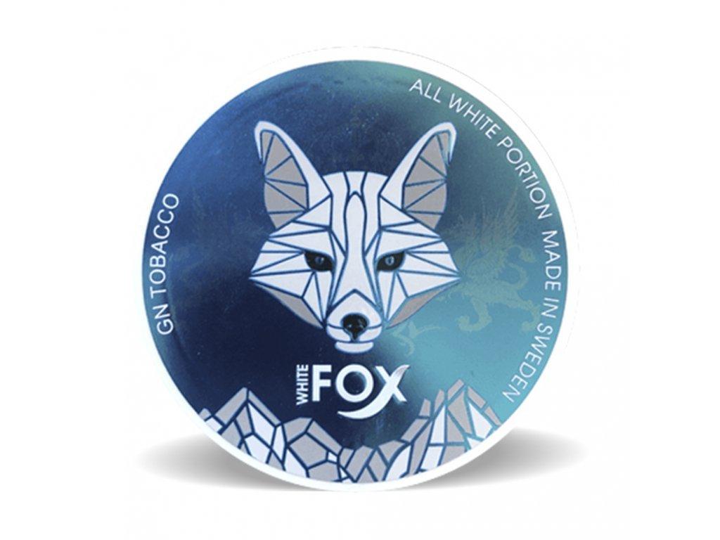 56 white fox slim stin