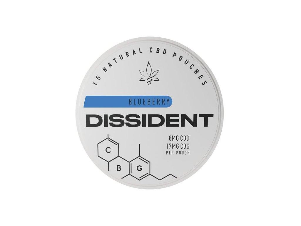 dissident blueberry cbg 17 mg cbd 8 mg