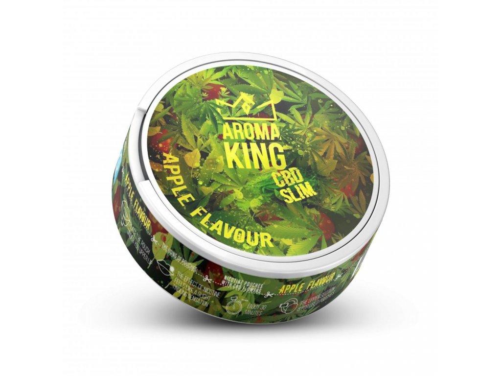 aroma king aplle cbd nicopods cz