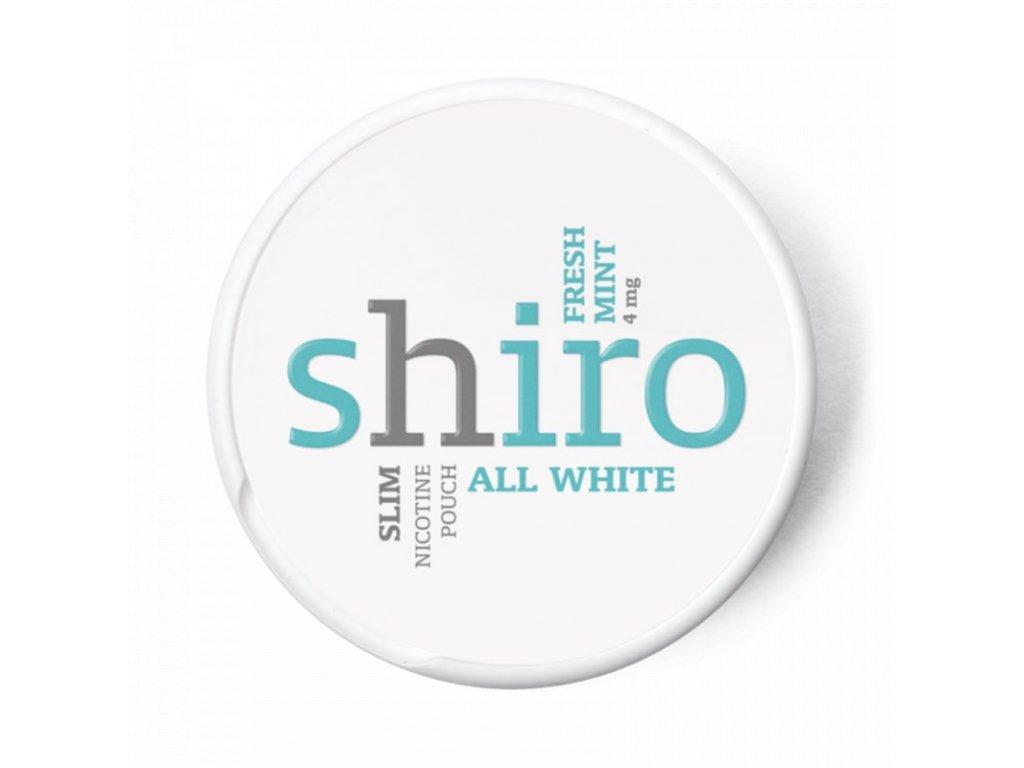 168 1 shiro fresh mint slim