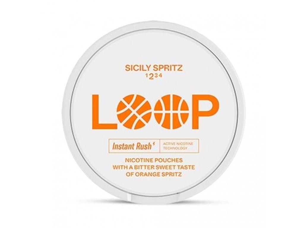 loop sicily spritz top