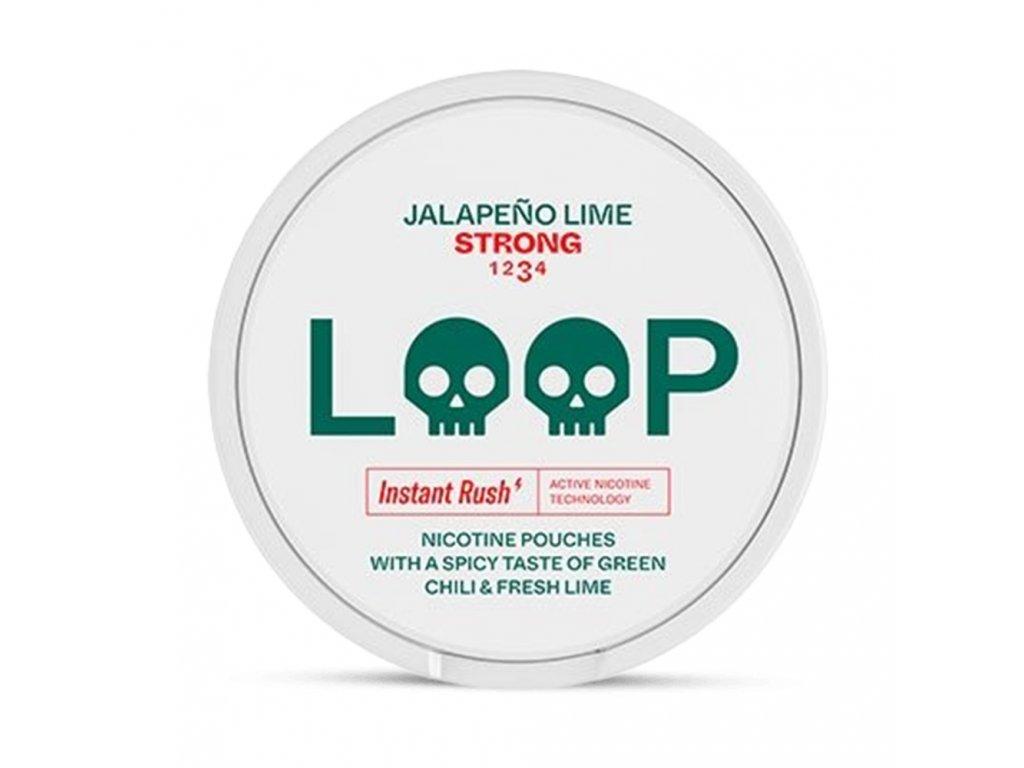LOOP Jalapeño Lime Slim Strong 2