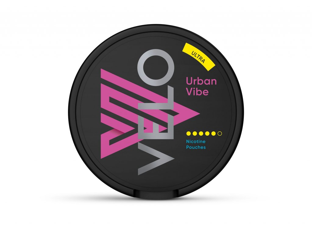 Velo (CZ) BLK Front Urban Vibe 15mg preview
