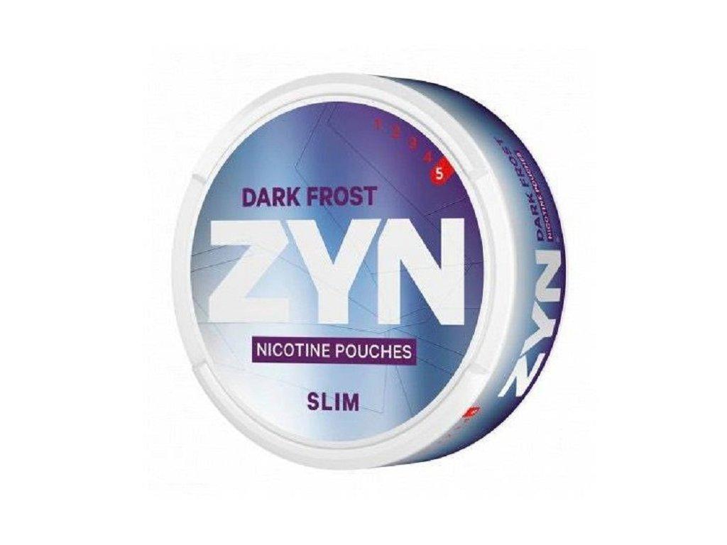 zyn dark frost upr