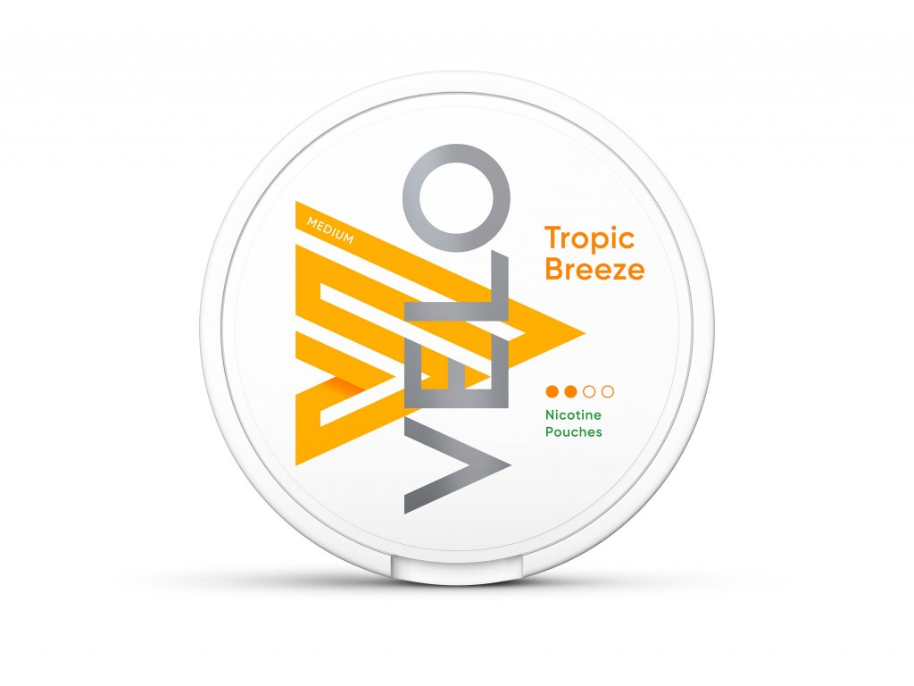 Velo (CZ) WHT Front Tropic Breeze 6mg preview