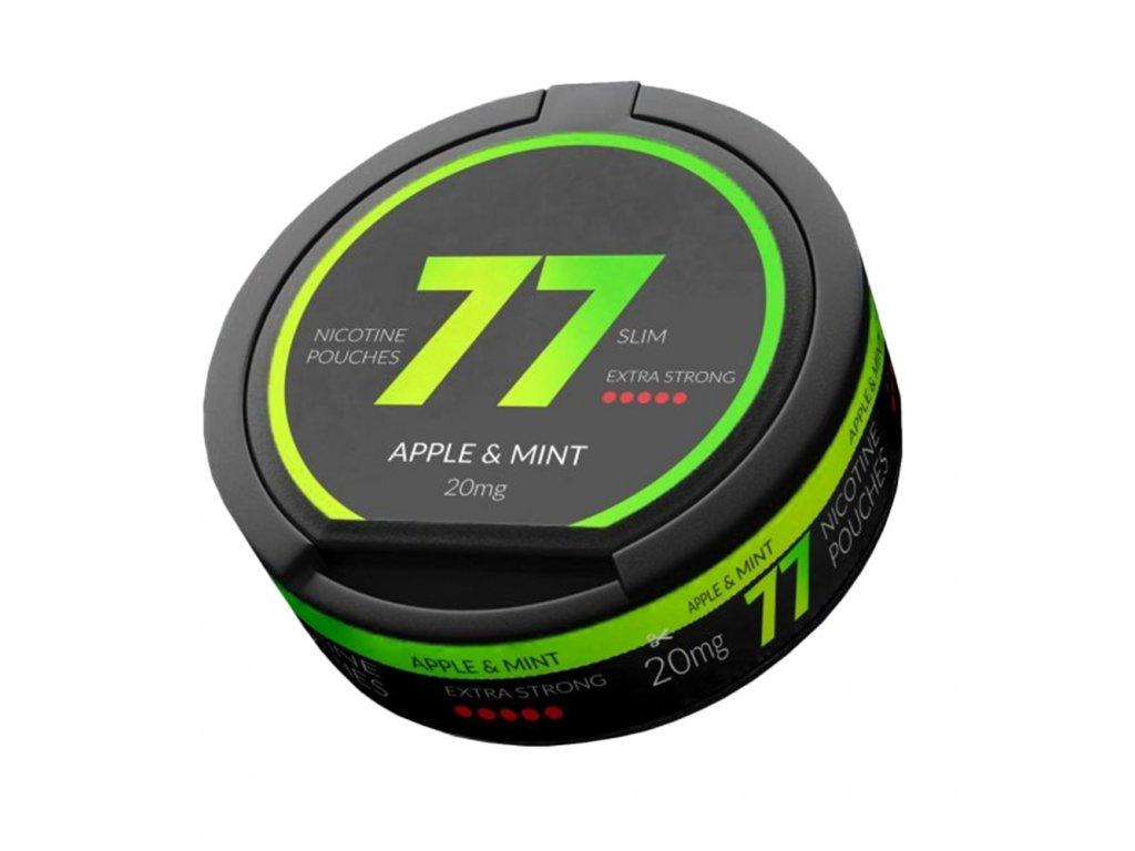 Apple & mint