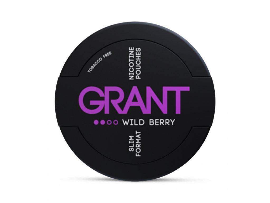 GRANT WILD BERRY Nicopodscz