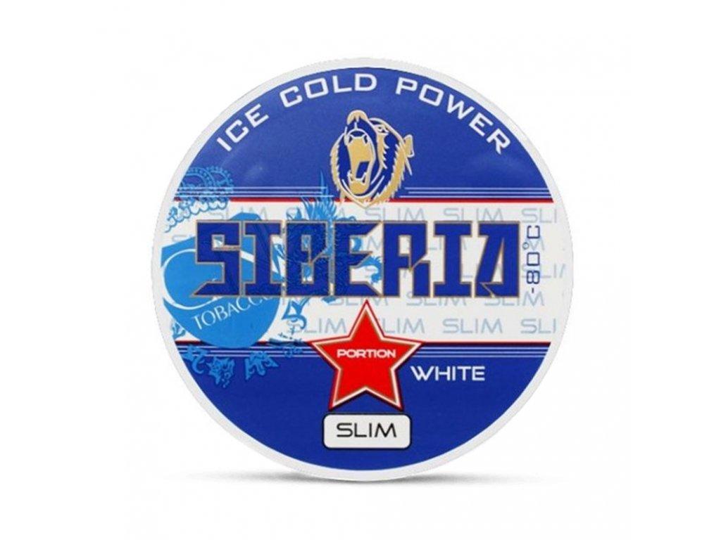 SIBERIA BLUE WHITE SLIM