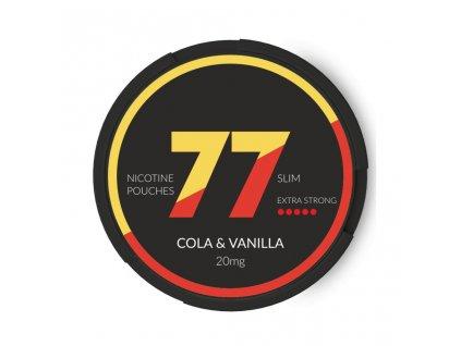 77 cola vanilla