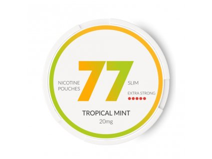 77 tropical mint
