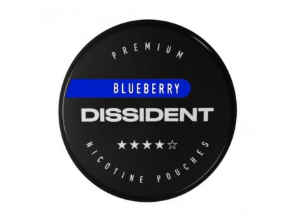 DISSIDENT BLUEBERRY