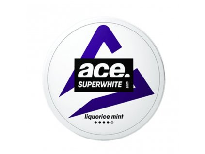 ace liqorice strong