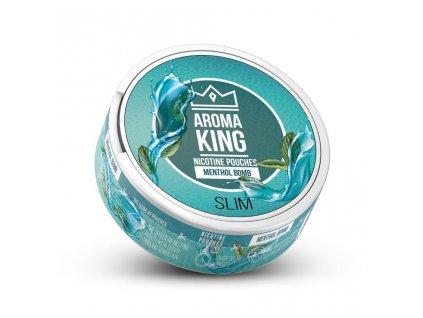 aroma king menthol bomb nicopods cz