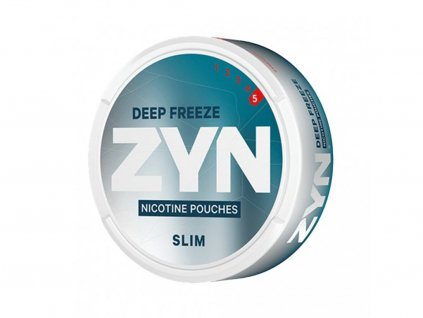 224 zyn slim deep freeze strong