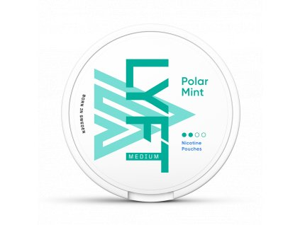 Lyft2Velo (CZ) Front Polar Mint 6mg preview