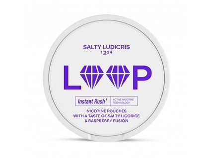 loop salty ludicris top