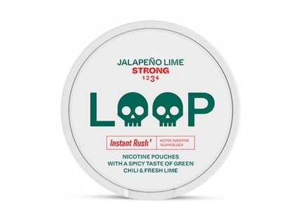 LOOP Jalapeño Lime Slim Strong 2