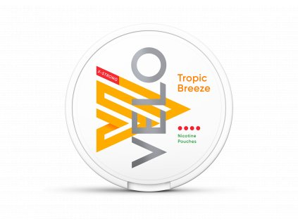 Velo (CZ) WHT Front Tropic Breeze 11mg