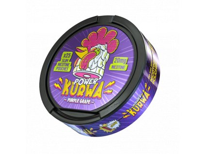 KURVA PURPLE GRAPE POWER