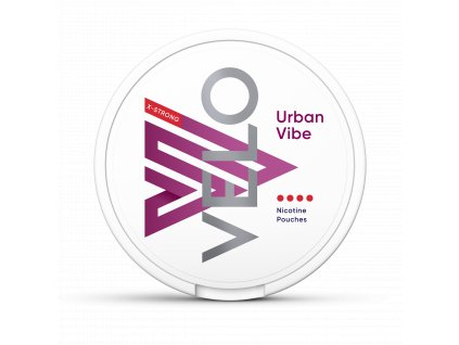 Velo (CZ) WHT Front Urban Vibe 11mg