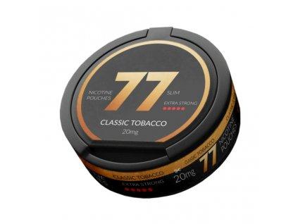 77 classic tobacco