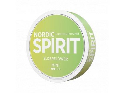 NORDIC SPIRIT ELDERFLOWER MINI