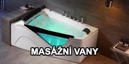 masážní vany