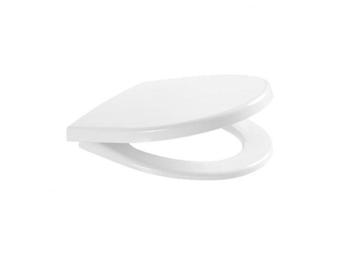 WC sedátko s kovovými závěsy Sion WC-DKZ